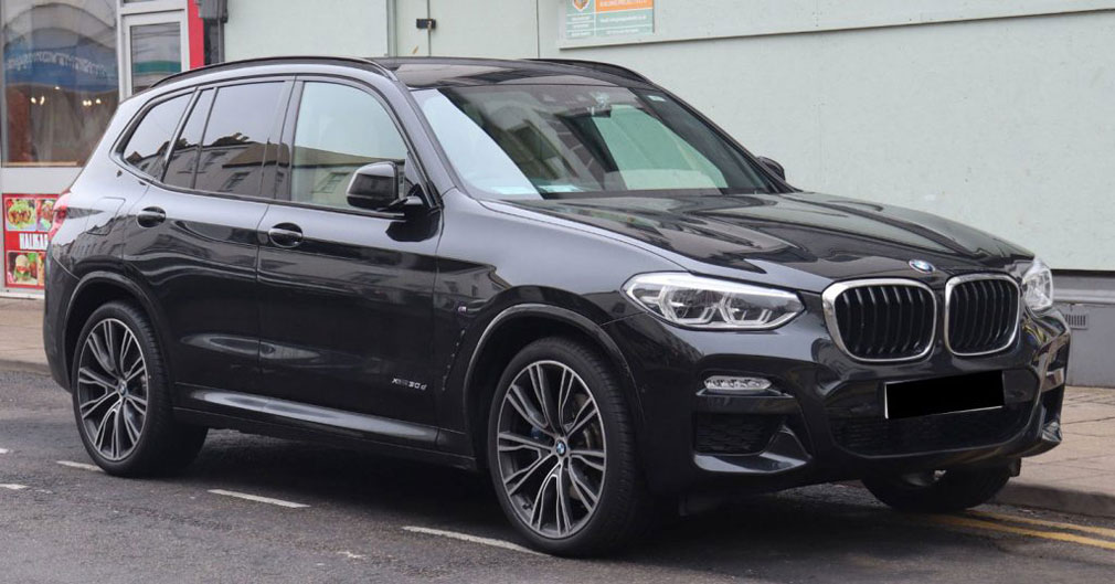 Bmw x3drive Expomovil