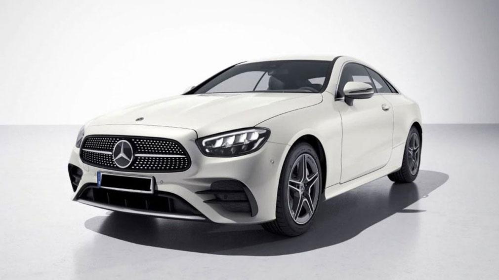 Mercedes Benz Clase e Expomovil
