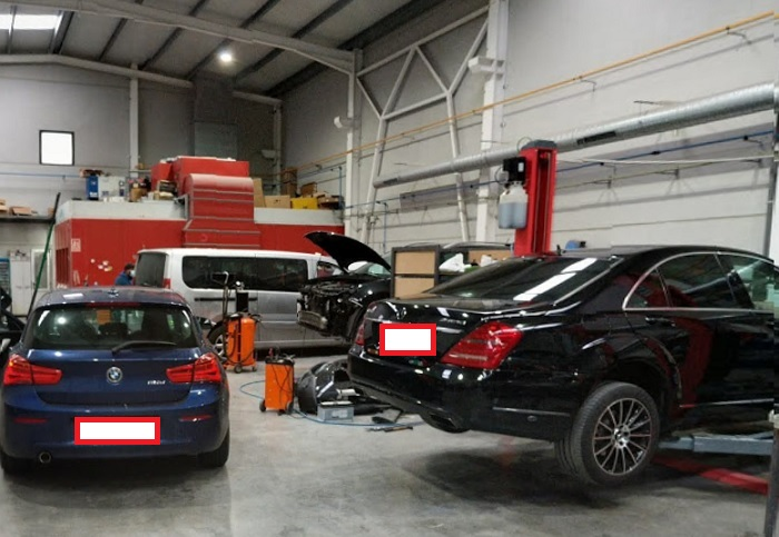 taller audi coches valladolid expomovil sujer