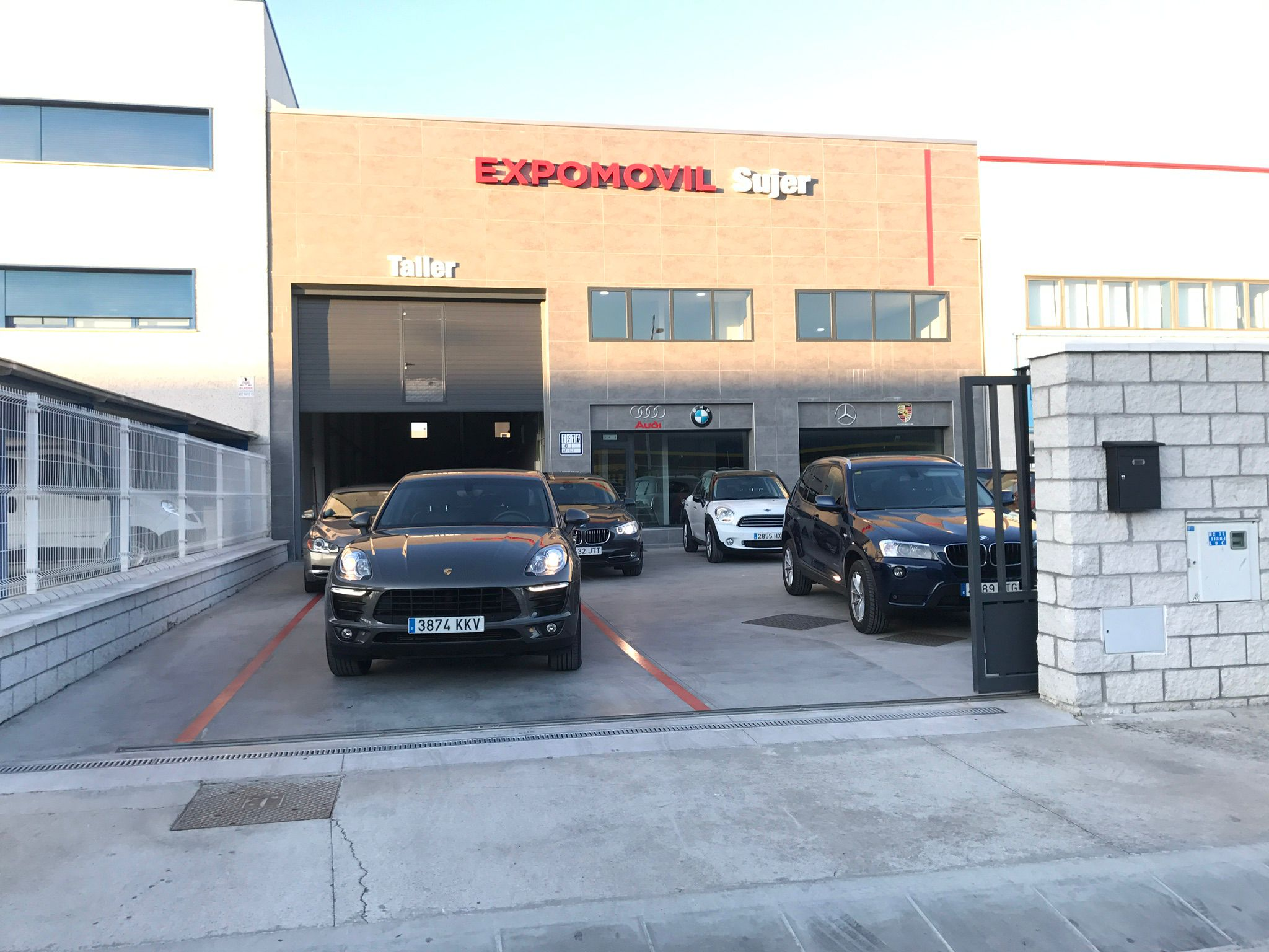 taller de coches-valladolid-expomovilsujer